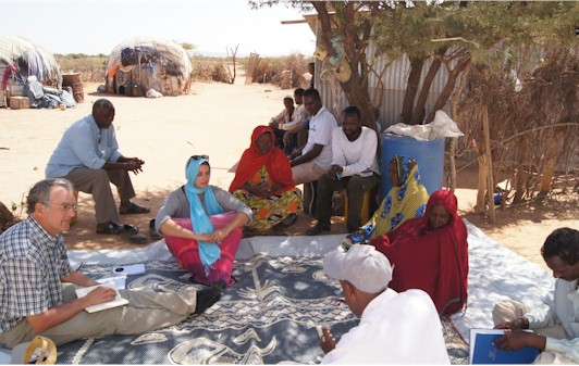 CONCERN Worldwide Somaliland & SATG Collaboration