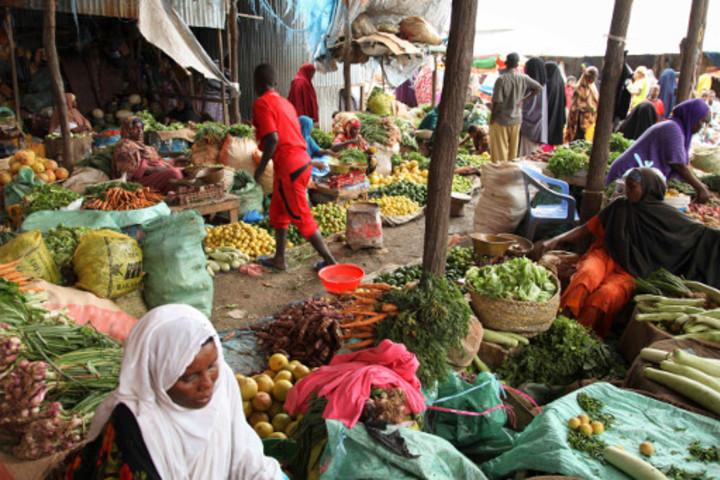 Bakara-market
