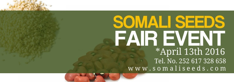 Somali Seeds First Fair Event 2016