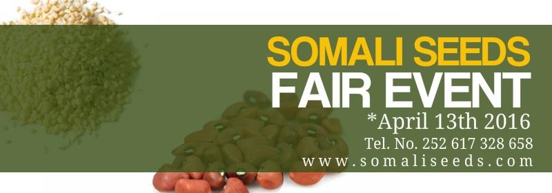 Somali Seeds First Fair Event 2016