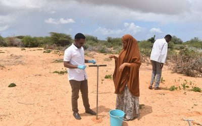 Soil Test – Assisting farmers make an informed decision