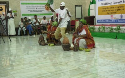 SATG in the Somali Farmers Day Event in Mogadishu